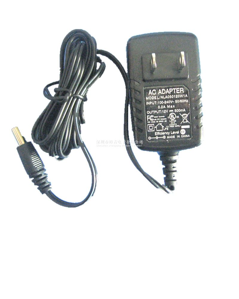 6W US power adapter